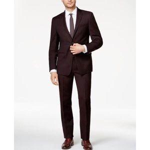 Men's Calvin Klein Extreme Slim Fit Wool Suit